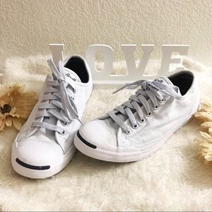 •Converse• Jack Purcell Sneakers